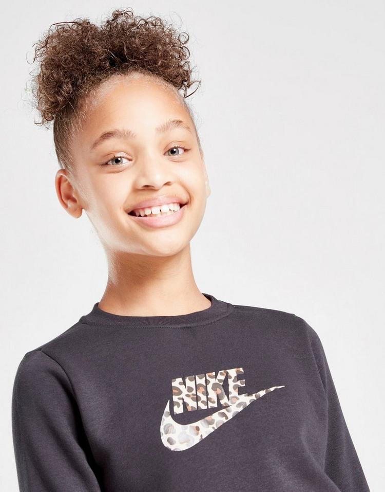 Nike Sweat-shirt Animal Infil Crew Junior Fille