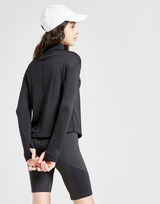 Nike Girls' Long Sleeve 1/2 Zip Running Top Junior
