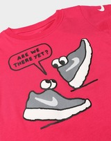 Nike Are We There Yet? Core T-Shirt Children