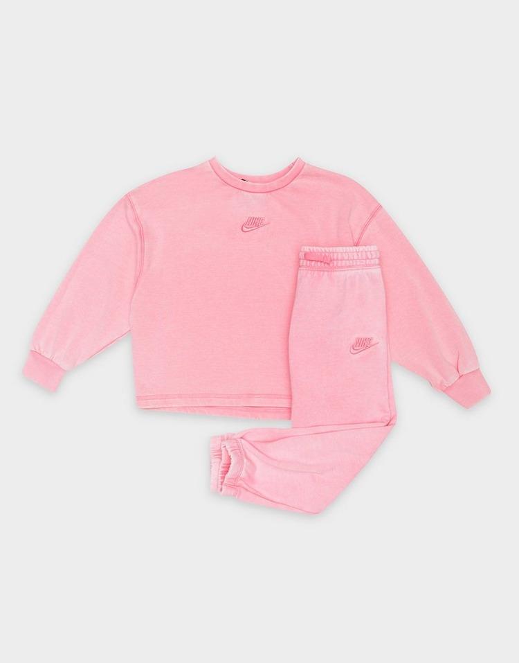 Nike Oversize Girl's Crew Set Children's
