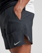 Nike Short de running avec sous-short intégré Nike Flex Stride pour Homme