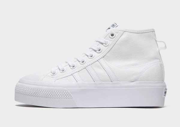 Acheter adidas Originals Baskets Nizza Platform Mid Femme