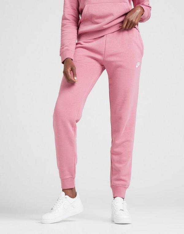 Koop Wit Nike Essential Joggingbroek Dames
