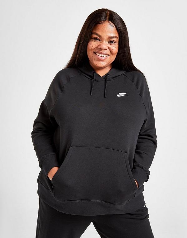Acheter Black Nike Sweat à capuche en tissu Fleece Nike