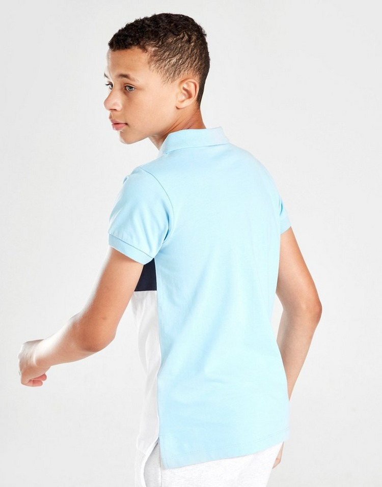 Ellesse Polo Colour Block Polo Junior
