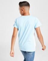 Ellesse Colour Block Logo T-Shirt Junior