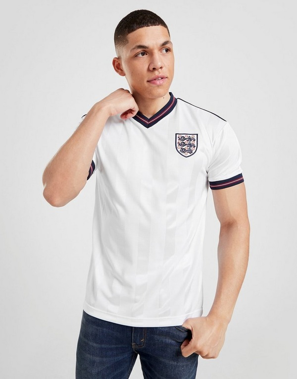 Score Draw England '86 Home World Cup Shirt
