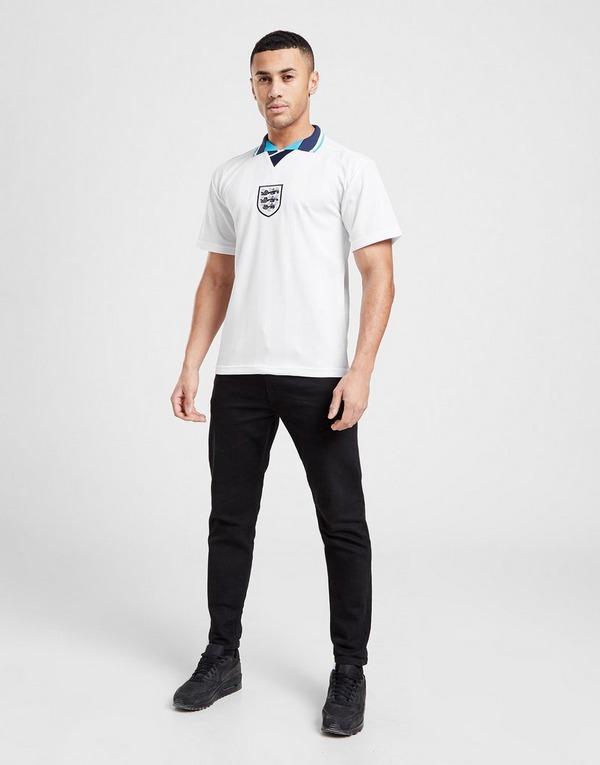 Score Draw England '96 European Championship Retro Shirt