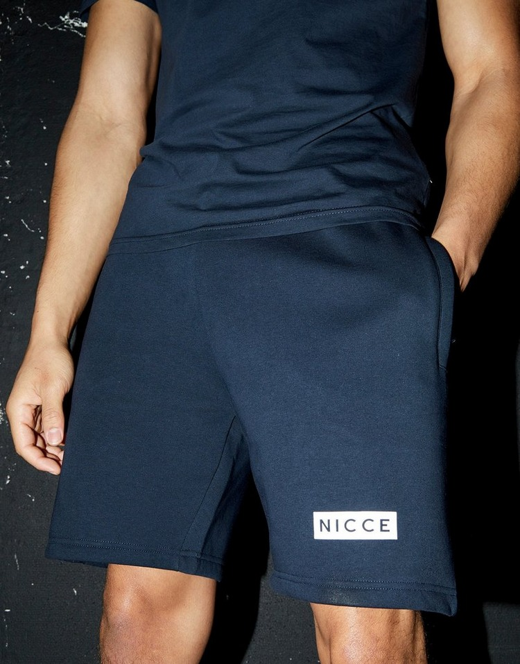 Nicce Base Fleece Shorts
