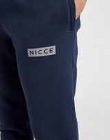 Nicce Base Reflective Logo Joggers