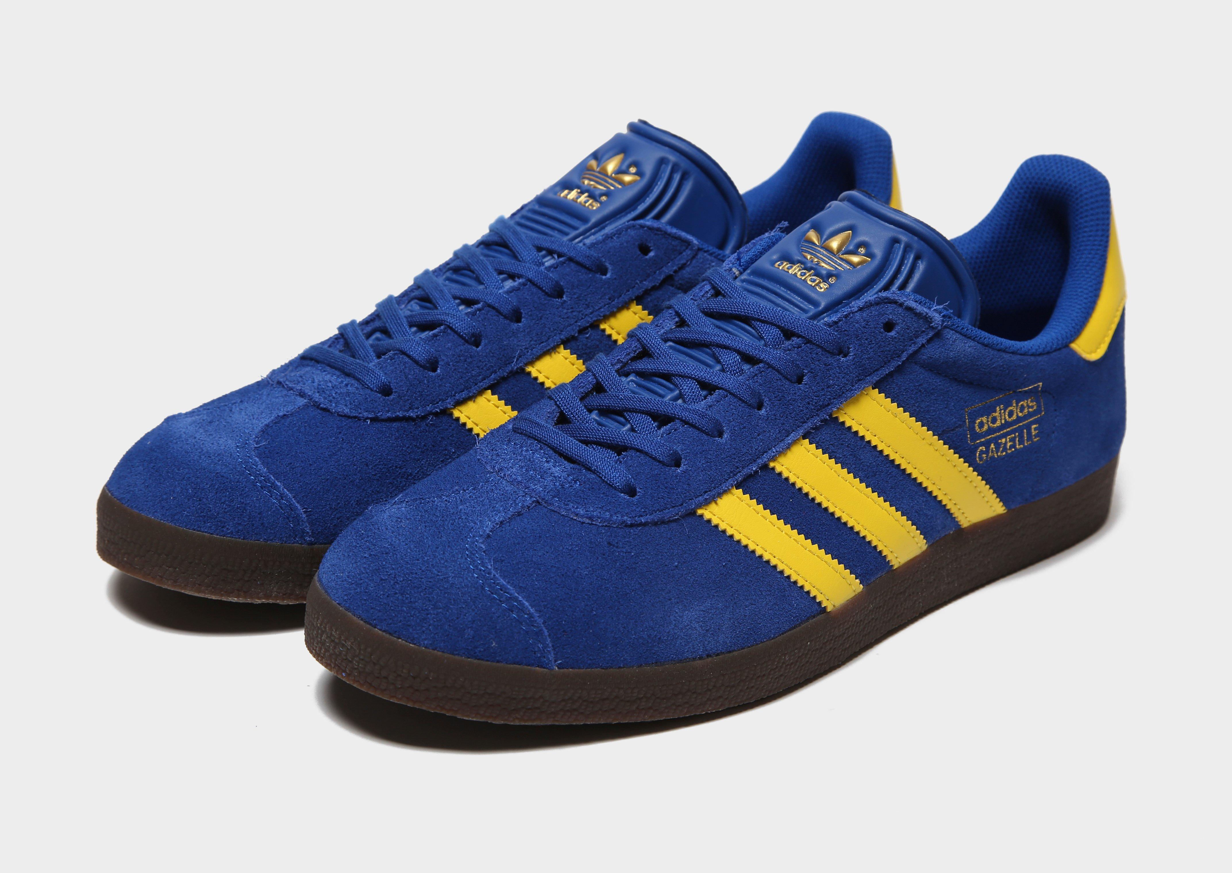 blue and yellow adidas originals off 76% - www.usushimd.com