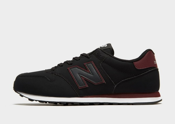 Koop Black New Balance 500 Heren