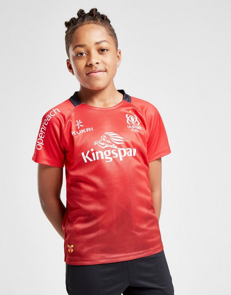 Kukri Ulster European Championship 2020 Shirt Junior
