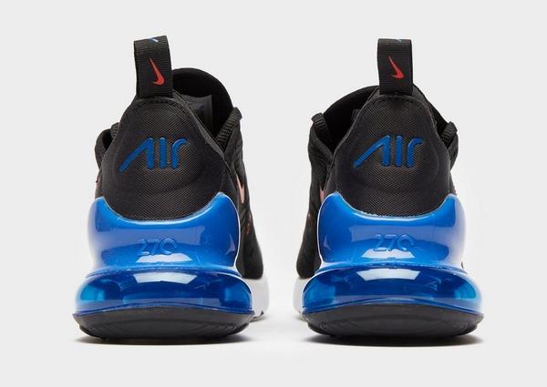 chaussures nike air max 270 bleu enfant