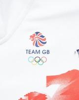 adidas Girls' Team GB Olympics Lion Hoodie Junior