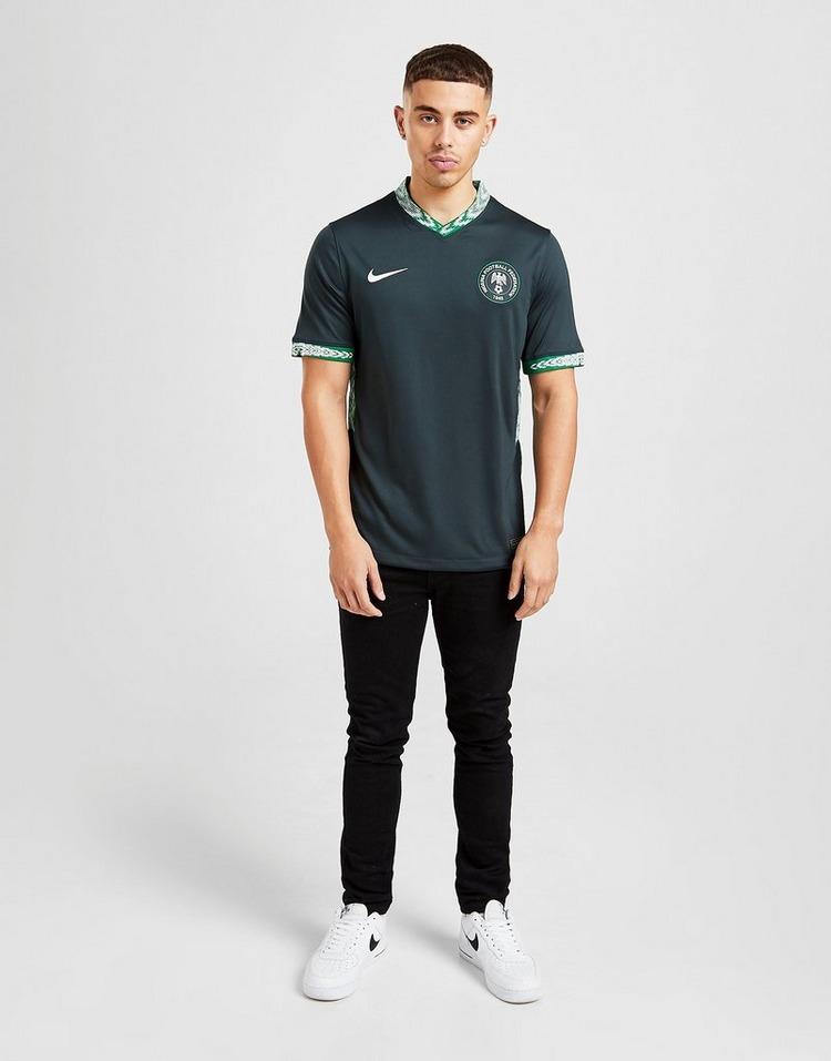 Nike Nigeria 2020/21 Away Shirt