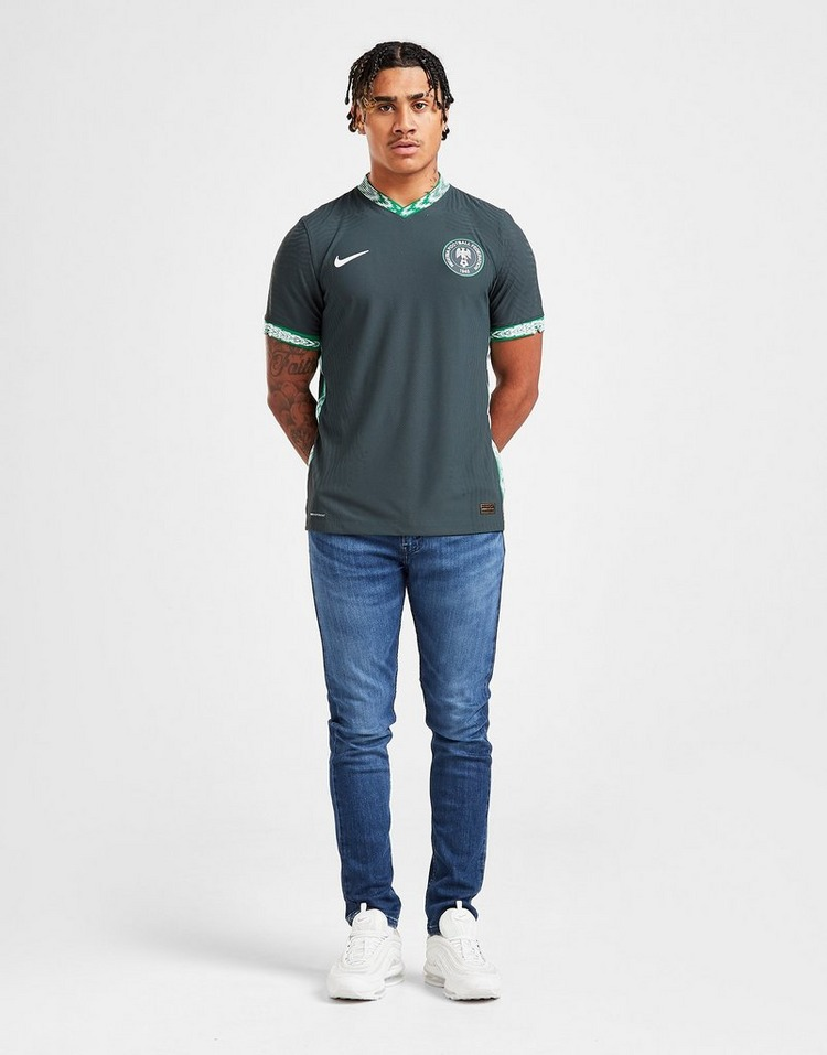 Nike Nigeria 2020/21 Away Vapor Match Shirt