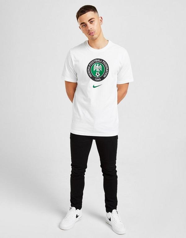 marzo Abandono dolor  Nike Nigeria Crest T-Shirt