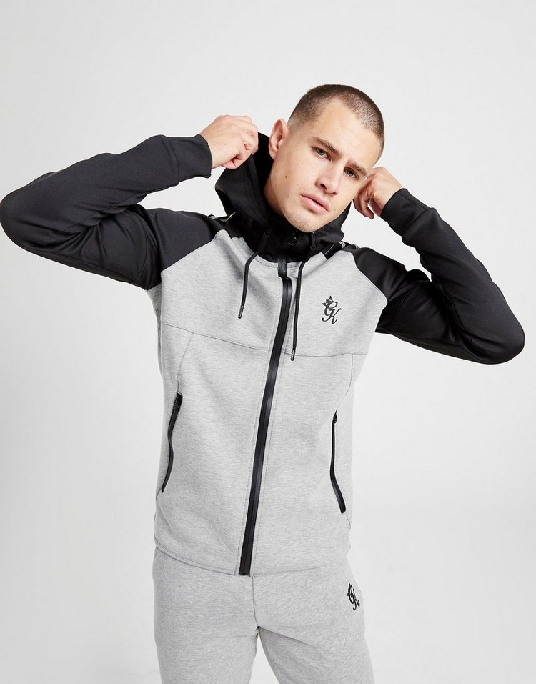 Gym King Full Zip Lombardi Tape Hoodie