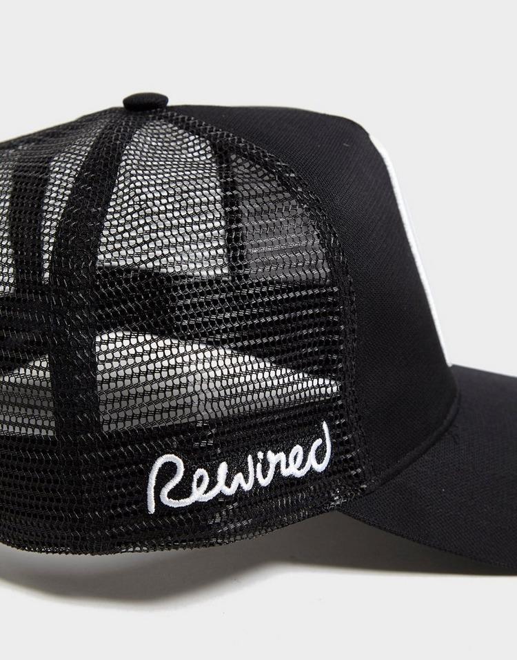 Rewired R Trucker Cap