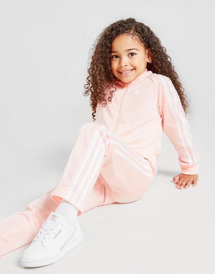 adidas Originals Survêtement SS Enfant Fille