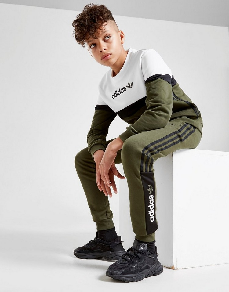 adidas Originals Challenger Joggers Junior