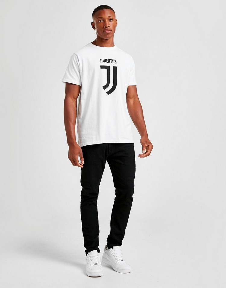 Official Team Juventus Crest T-Shirt