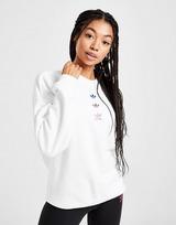adidas Repeat Iridescent Trefoil Crew Sweatshirt