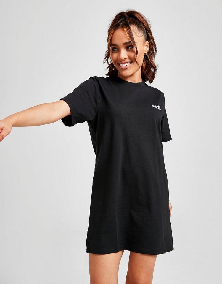 adidas Originals Linear T-Shirt Dress