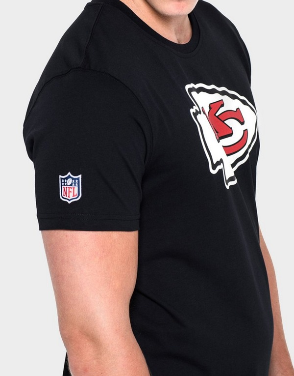 New Era NFL Kansas City Chiefs Short Sleeve T-Shirt