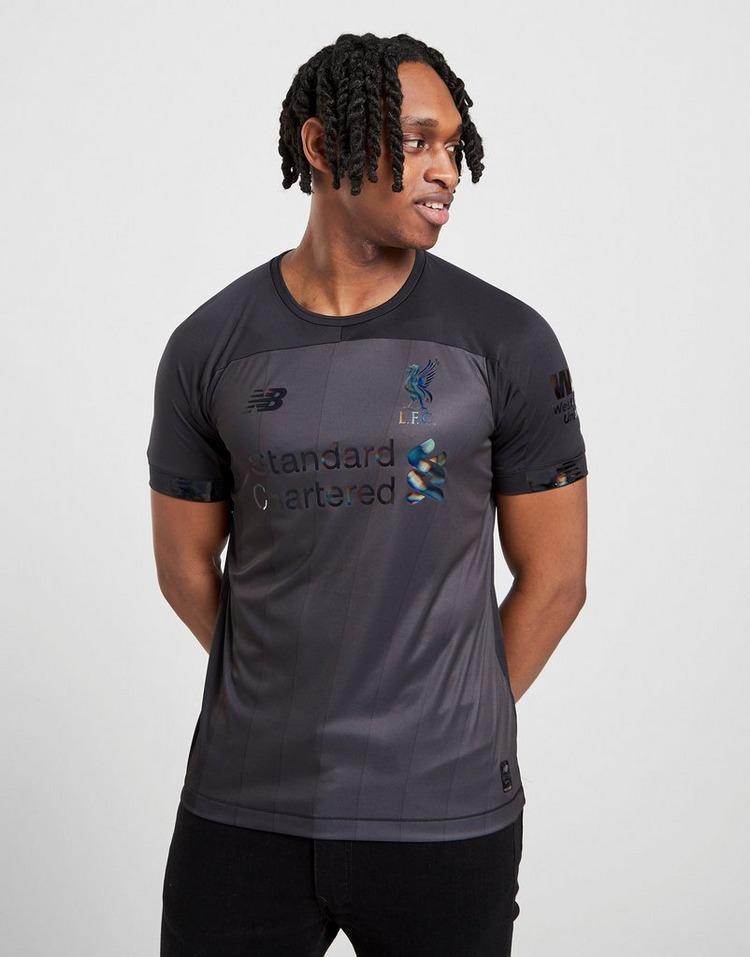 New Balance Liverpool FC 2020 Blackout Shirt