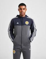 adidas Scotland 3-Stripe Full Zip Hoodie