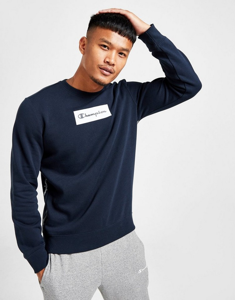 Champion Tape Crew Sweatshirt