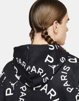Jordan Paris Saint Germain All Over Print Fleece Hoodie