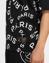 Jordan Paris Saint Germain Jock Tag T-Shirt