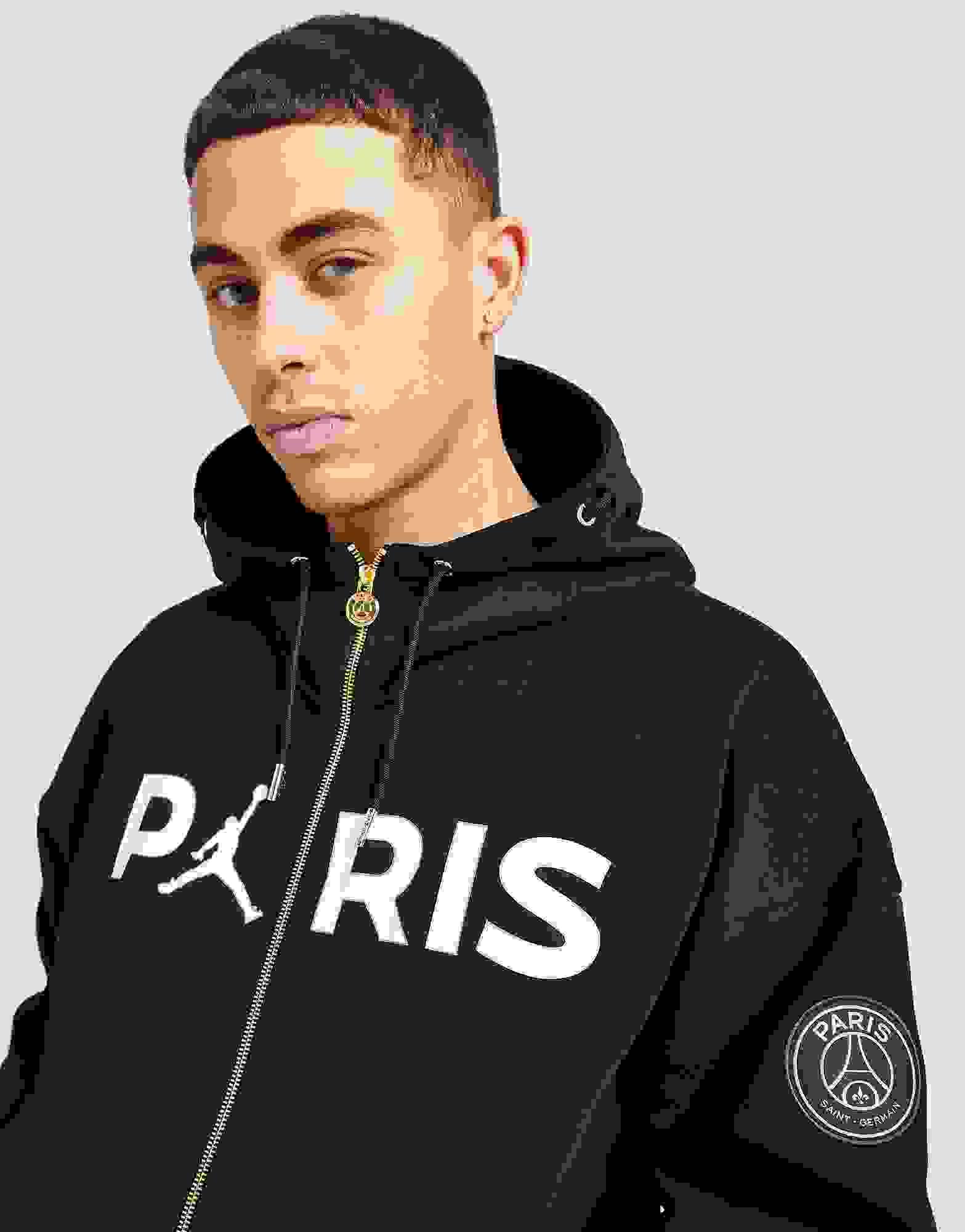 Paris Saint Germain Chaqueta con capucha para ni/ño