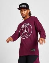 Jordan Paris Saint Germain Long Sleeve T-Shirt