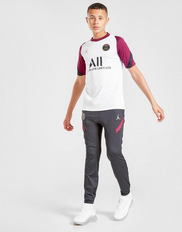 Nike Paris Saint Germain Strike Short Sleeve Top Junior