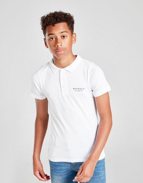 McKenzie Essential Polo Shirt Junior