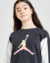 Jordan Girls' Jumpman Sweatshirt Junior