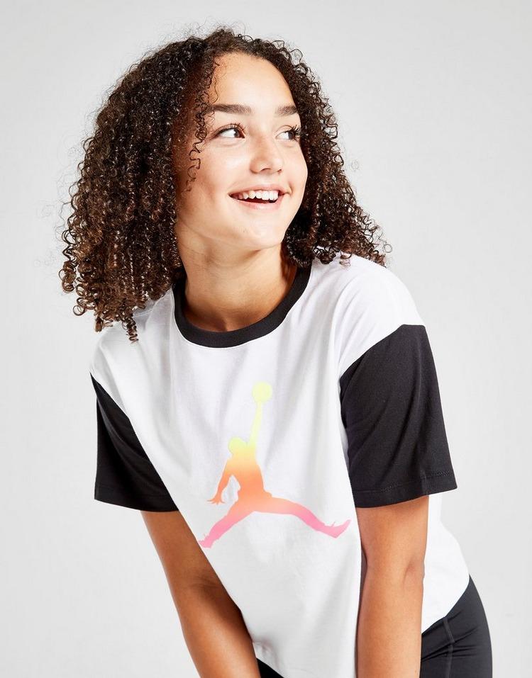 Jordan T-shirt Jumpman Junior Fille