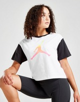 Jordan Girls' Jumpman T-Shirt Junior