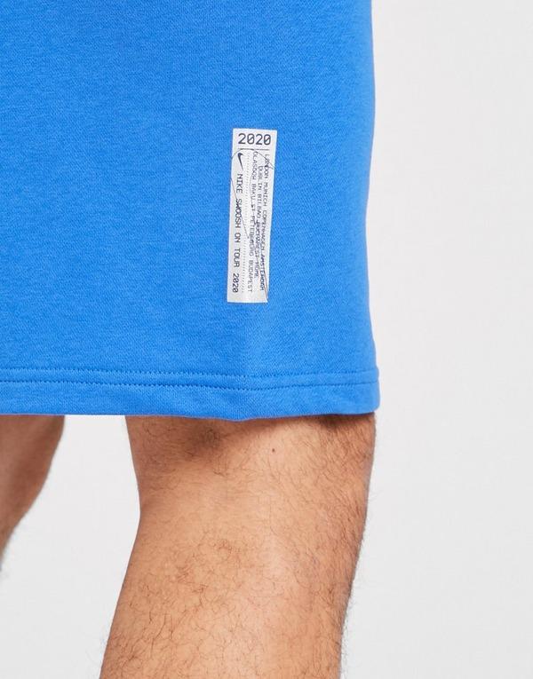 Acheter Blue Nike Short On Tour Shorts Homme