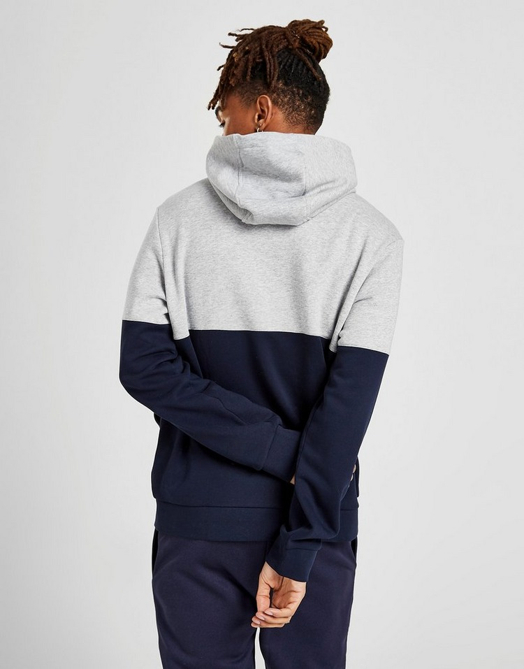 Lacoste Colour Block Overhead Hoodie