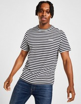 Lacoste Stripe Logo T-Shirt