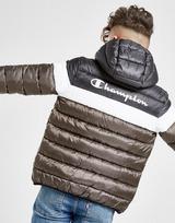 Champion Padded Colour Block Jacket Junior