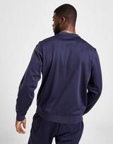 Lacoste Wordmark Poly Crew Sweatshirt