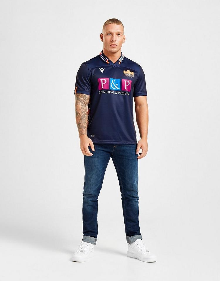 Macron Edinburgh Rugby 2020/21 Home Shirt