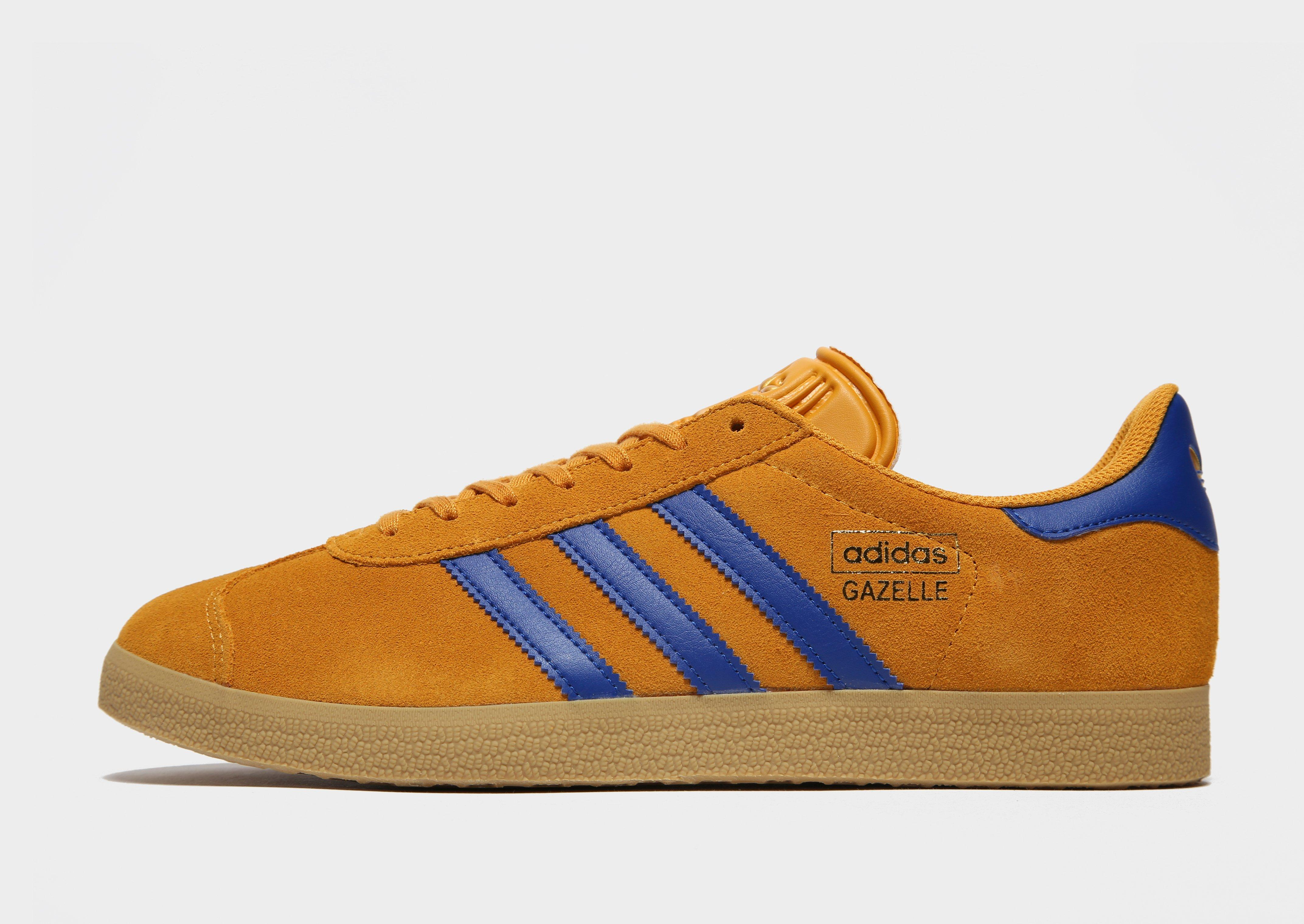 blue and yellow gazelles cheap online