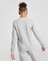 adidas Originals Girls' Core Crew Sweatshirt Junior